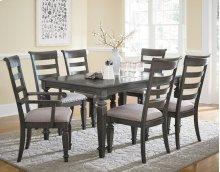 Standard Furniture 14900 Garrison Rectangular Dining Table Aztec Houston Texas