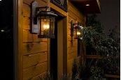 Santa Barbara VX 1-Light Outdoor Wall Lantern