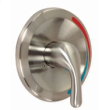 Brushed Nickel While Supplies Last - Maxwell® Single Handle & Escutcheon Trim Kit