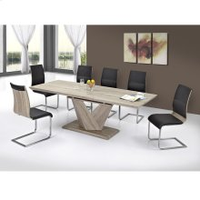 Eclipse/Veneta 7pc Dining Set