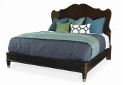 Bed With Stainless Steel Trim Standard King Size 6/6