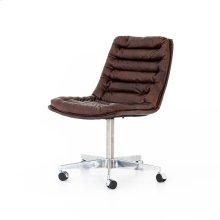 Antique Whiskey Cover Malibu Desk Chair