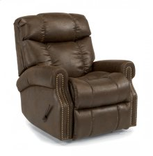 Morrison Fabric Rocking Recliner