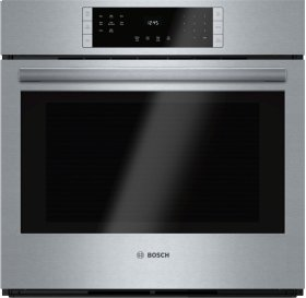 "800 Series, 30"", Single Wall Oven, SS, EU Convection, Touch Control Product Image"