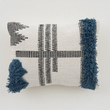 Ellis Pillow - Blue