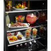 "Kitchenaid Kitchenaid® 24"" Undercounter Refrigerator With Glass Door And Metal Trim Shelves - Stainless Steel"