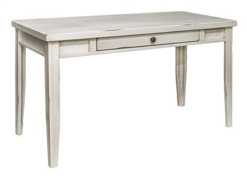 "Calistoga White 48"" Writing Table"