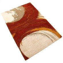 Orange Percival Rug