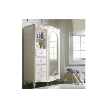 Harmony by Wendy Bellissimo Mirrored Door Chest