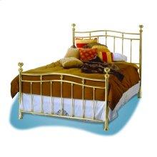 Portico Brass Bed - #126