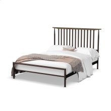 Jarrell Regular Footboard Bed - Full