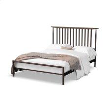 Jarrell Regular Footboard Bed - Full