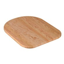 Moen natural wood cutting board