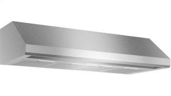 48-inch Low-Profile Wall Hood, 1000 CFM