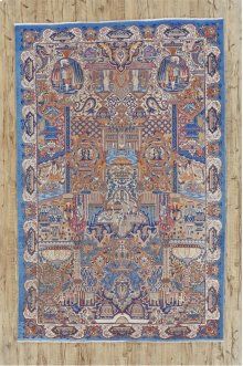 "PERSIAN 000033136 IN MULTI 6'-6"" x 9'-10"""