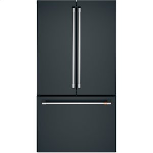 Cafe AppliancesCaf(eback) ENERGY STAR (R) 23.1 Cu. Ft. Counter-Depth French-Door Refrigerator