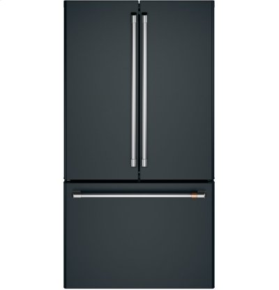 Café ENERGY STAR ® 23.1 Cu. Ft. Counter-Depth French-Door Refrigerator Product Image