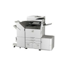 30 ppm B&W networked digital MFP