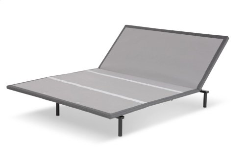 Bas-X 2.0 Adjustable Bed Base Split California King