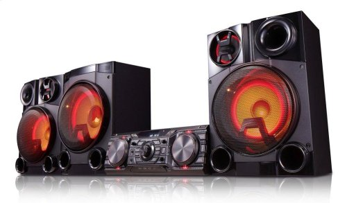 LG XBOOM 2750W Hi-Fi Entertainment System with Bluetooth® Connectivity