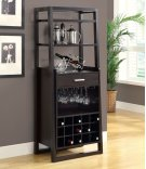 """HOME BAR - 60""""H / CAPPUCCINO LADDER STYLE Product Image"""