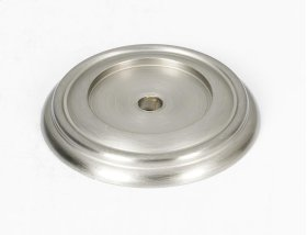 Charlie's Collection Backplate A616-38 - Satin Nickel