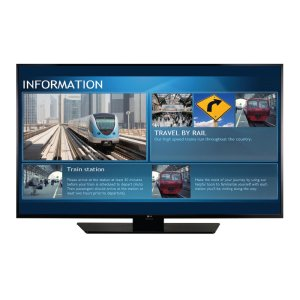 "LG Electronics65"" Class (64.8""/1646mm diagonal) LX540S TV Tuner Built-In Digital Signage"