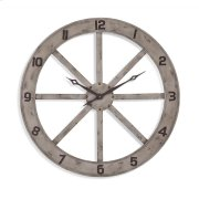 Farmhouse Wall Clock Product Image