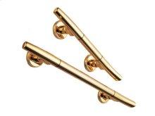 Gold Plated Door Handle