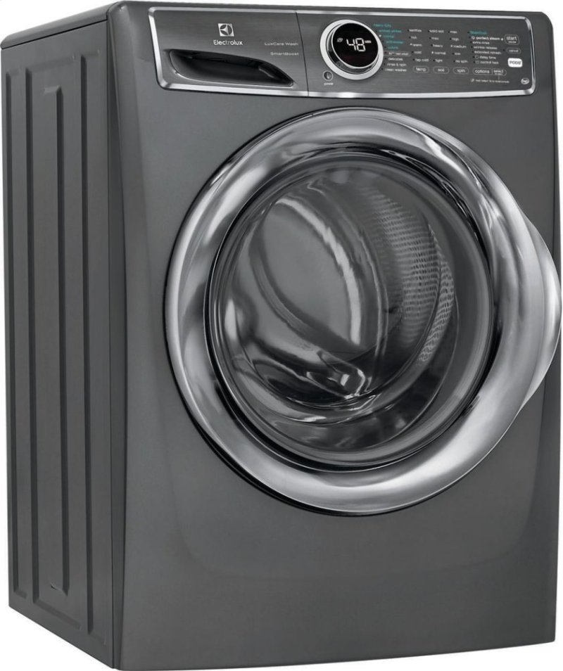 Front Load Perfect Steam Washer with LuxCare® Wash and SmartBoost® - 4 4  Cu Ft