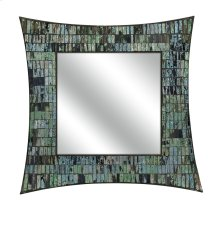 Aramis Mosaic Glass Wall Mirror