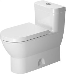 White Darling New One-piece Toilet