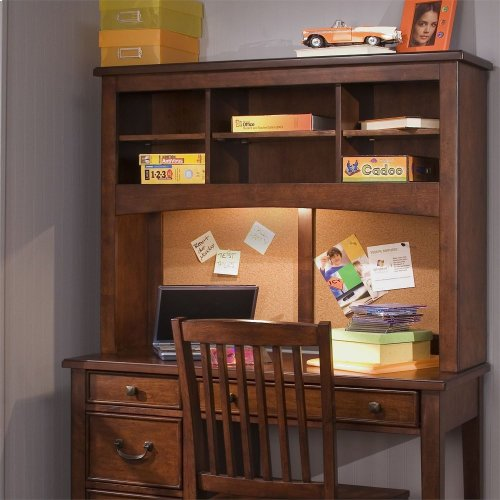 Student Desk Hutch