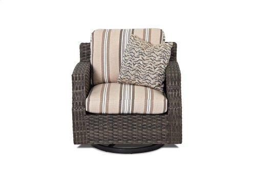Cascade Swivel Glider Chair