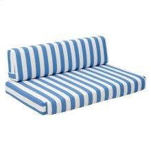Bilander Sofa Cushion Blue & White