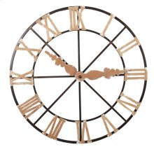 Gustav Oversized Wall Clock