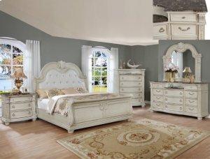 Stanley Dresser Top Antique White