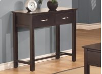Brooklyn 2 Drawer Sofa Table Product Image
