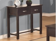 Brooklyn 2 Drawer Sofa Table