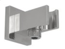 Square Waterway Elbow - Brushed Nickel Product Image