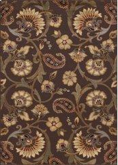Elegance - ELG5328 Brown Rug