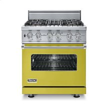 "30"" Sealed Burner Dual Fuel Range, Propane Gas"