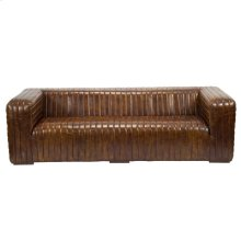 Castle Sofa Brown
