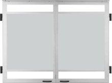 Stainless Steel Traditional Door Kit