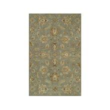 England Floor Coverings Pars Kashan K-2699 Light Blue 5' x 8' Rectangle 101272
