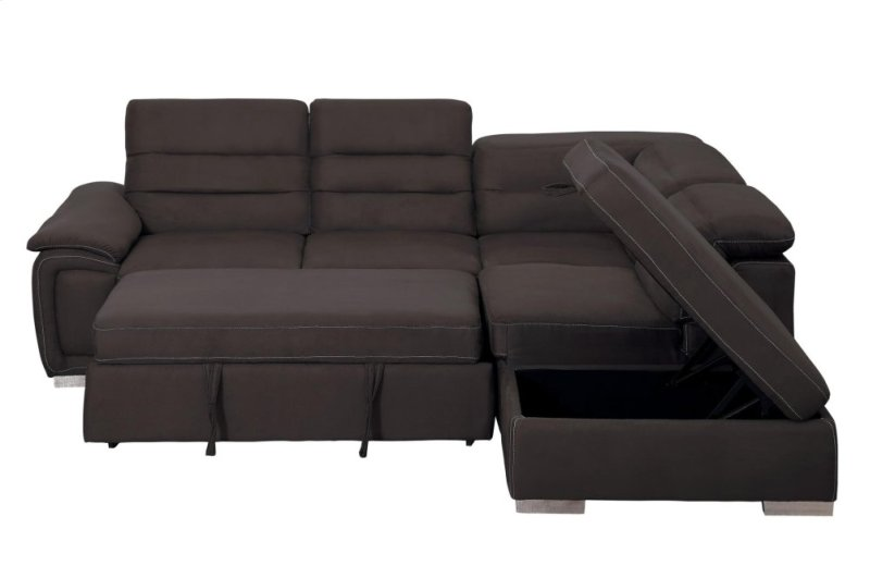 Swell 8277Ch In By Homelegance In Tampa Fl Sectional With Pull Alphanode Cool Chair Designs And Ideas Alphanodeonline
