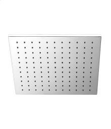 Slim Square 12 Inch Showerhead - Polished Chrome