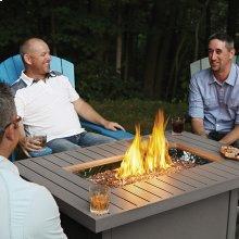 Hamptons Rectangle Patioflame® Table