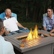 Hamptons Rectangle Patioflame® Table