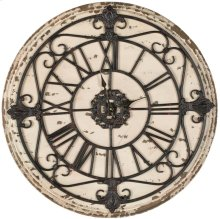 Jerry Clock - Distressed Antique Rusty